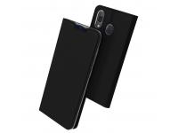 Husa Poliuretan DUX DUCIS Skin Pro pentru Samsung Galaxy A20e, Neagra