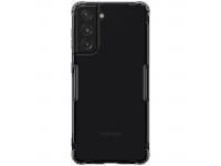Husa TPU Nillkin Nature pentru Samsung Galaxy S21 5G, Gri