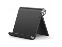 Suport Birou Tech-Protect Z1, pentru Tableta si Telefon, Negru