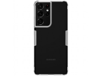 Husa TPU Nillkin Nature pentru Samsung Galaxy S21 Ultra 5G, Transparenta