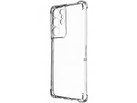 Husa TPU Tactical Antisoc pentru Samsung Galaxy S21 Ultra 5G, Transparenta