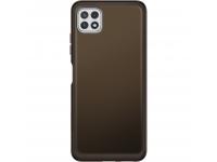 Husa TPU Samsung Galaxy A22 5G, Neagra EF-QA226TBEGEU