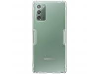 Husa TPU Nillkin Nature pentru Samsung Galaxy Note 20 N980, Transparenta
