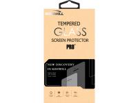 Folie Protectie Ecran Kisswill pentru Xiaomi Redmi 9T, Sticla securizata, 2.5D, 0.3mm