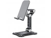 Suport Birou Tech-Protect Z4, pentru Telefon si Tableta, Argintiu