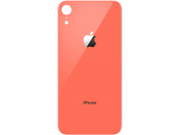 Capac Baterie Apple iPhone XR, Portocaliu