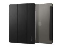 Husa TPU Spigen LIQUID AIR Folio pentru Apple iPad Pro 12.9 (2021), Neagra ACS02884