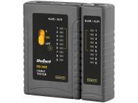 Cablu Tester REBEL RB-468, Retea (RJ11, RJ12, RJ45)