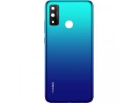 Capac Baterie Huawei P smart 2020, Albastru