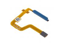 Senzor Amprenta Motorola Moto G9 Plus, Cu banda, Albastru
