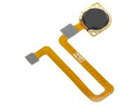 Senzor Amprenta Xiaomi Redmi 9C NFC, Cu banda, Negru