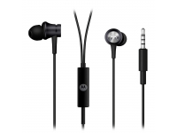 Handsfree Casti In-Ear Motorola Moto One Super Bass, Cu microfon, 3.5 mm, Negru S928C46178