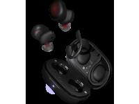 Handsfree Casti Bluetooth Amazfit PowerBuds, Dynamic, Ear-hook, In-ear, Negru, Resigilat