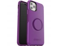 Husa Plastic - TPU OtterBox Symmetry POP pentru Apple iPhone 11 Pro, Mov