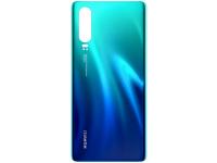 Capac Baterie Huawei P30, Albastru, Second Hand