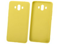 Husa TPU OEM Candy pentru Samsung Galaxy S21+ 5G, Galbena