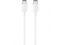 Cablu Date si Incarcare USB Type-C la USB Type-C Samsung EP-DN970BWE, 1 m, Alb GH39-02033A