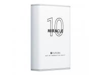 Baterie Externa Powerbank Puridea S15, 10000 mA, Standard Charge (5V), Alba