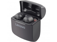 Handsfree Casti Bluetooth Lenovo HT20, Earbuds HD, Negru