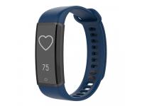 Bratara Activity Tracker Lenovo Cardio Plus, Fitness, Albastra HX03W