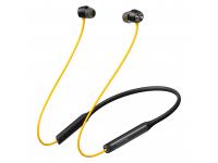 Handsfree Casti Bluetooth REALME Buds Pro, ANC, Sony Hi-Res Audio, Galben RLMRMA208YLW