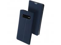 Husa Poliuretan DUX DUCIS Skin Pro pentru Samsung Galaxy S10+ G975, Bleumarin