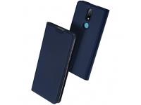 Husa Poliuretan DUX DUCIS Skin Pro pentru Nokia 2.4, Bleumarin