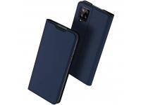 Husa Poliuretan DUX DUCIS Skin Pro pentru Samsung Galaxy A12 A125, Bleumarin