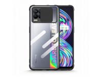 Husa Plastic - TPU Tech-Protect CamShield pentru Realme 8 / Realme 8 Pro, Neagra
