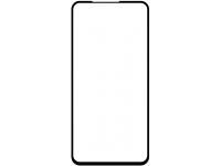 Folie Protectie Ecran OEM pentru Samsung Galaxy A21s A217, Sticla Flexibila, Full Face, Full Glue, 9D, Ceramic, Neagra