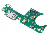 Conector Incarcare / Date - Microfon OEM pentru Nokia 3.1 Plus, Service