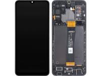 Display - Touchscreen Samsung Galaxy A32 5G A326B, Cu Rama, Negru GH82-25121A
