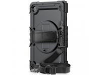 Husa Tableta Plastic - TPU Tech-Protect SOLID360 Lenovo Tab M10 HD Gen 2, Neagra