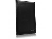 Husa Piele Blun pentru Tableta 10 inci, Universala, Neagra