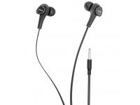 Handsfree Casti In-Ear HOCO M66 Passion, Cu microfon, 3.5 mm, Negru