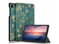 Husa Tableta TPU Tech-Protect SmartCase Samsung Galaxy Tab A7 Lite T220, Sakura, Multicolor