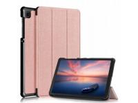 Husa Tableta TPU Tech-Protect SmartCase Samsung Galaxy Tab A7 Lite T220, Roz Aurie