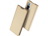 Husa Poliuretan DUX DUCIS Skin Pro pentru Xiaomi Redmi Note 10 Pro, Aurie
