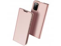 Husa Poliuretan DUX DUCIS Skin Pro pentru Samsung Galaxy A02s A025F, Roz