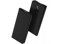Husa Poliuretan DUX DUCIS Skin Pro pentru Xiaomi Redmi Note 9 Pro, Neagra