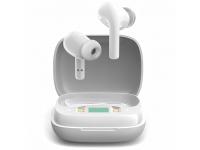 Handsfree Casti Bluetooth Joyroom TWS, SinglePoint, Alb JR-TL6