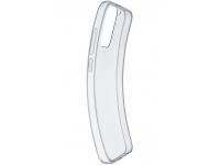 Husa TPU Cellularline Soft pentru Xiaomi Redmi Note 10, Transparenta SOFTXIAOREN105GT