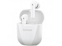Handsfree Casti Bluetooth Lenovo XG01, Earbuds, Gaming, IPX5, Alb 25016711