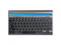 Tastatura Wireless Delux K2201V, Neagra