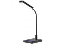 Lampa LED REBEL KOM1011, 3000 K / 4300 K / 6300 K, Neagra
