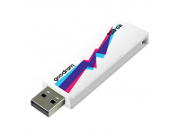 Memorie Externa GoodRam UCL2, 128Gb, USB 2.0, Alba UCL2-1280W0R11