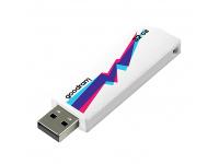 Memorie Externa GoodRam UCL2, 32Gb, USB 2.0, Alba UCL2-0320W0R11