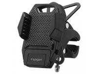 Suport Bicicleta Spigen A251, Pentru Telefon, Universal (4 - 6.5 inch), Negru