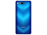 Capac Baterie -  Geam Camera - Senzor Amprenta Huawei Honor View 20, Albastru 02352LNV