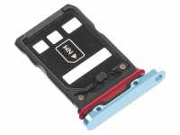 Suport Card - Suport SIM Huawei P30 Pro, Albastru 51661LUN